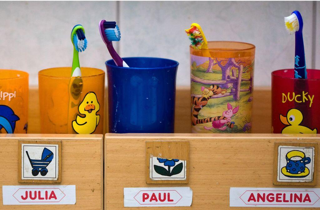 Leonberg baut die Kinderbetreuung weiter aus, denn der Bedarf steigt stetig. Foto: dpa