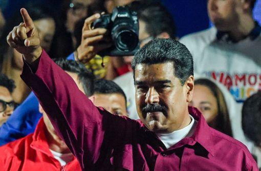 Maduro zementiert Macht im Krisenland Venezuela