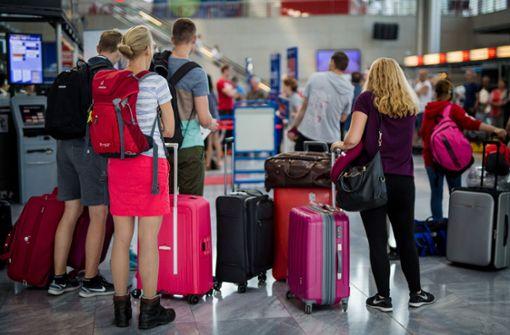 Airlines und Flughäfen rüsten sich für Passagier-Ansturm
