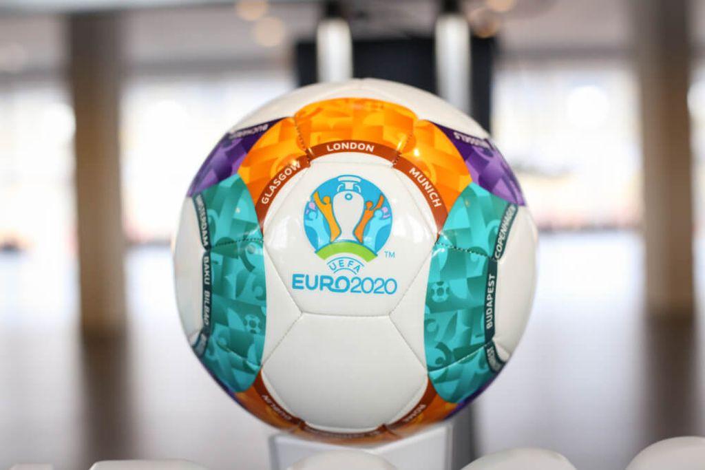 So sehen die Gruppen der EM 2021 aus. Foto: Mircea Moira / shutterstock.com