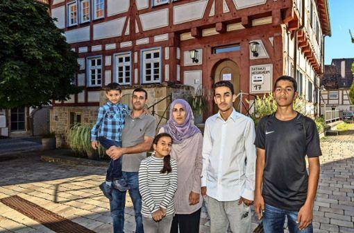 Familie Al-Obaidi will bleiben