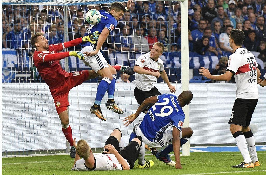 Stuttgart Gegen Schalke 2021
