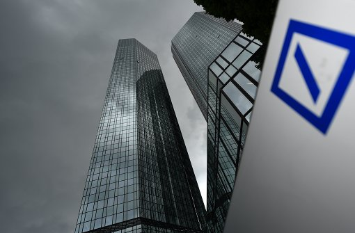 Deutsche Bank überrascht mit schwarzen Zahlen