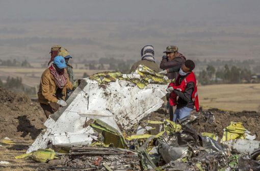 Flugschreiber der Unglücksmaschine gefunden