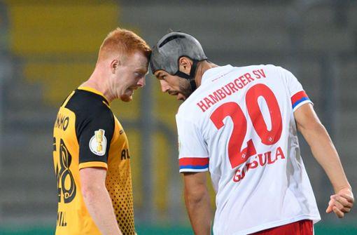 Hamburger SV und Arminia Bielefeld blamieren sich
