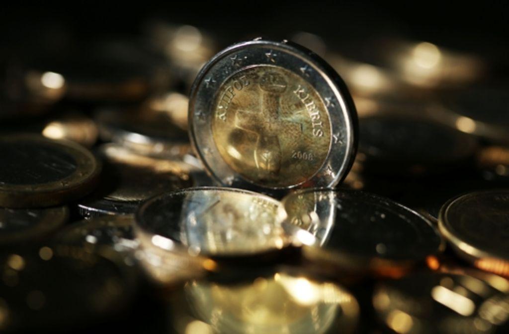 Auslaufmodell? Eine Ein-Euro-Münze aus zyprischer Prägung Foto: dpa