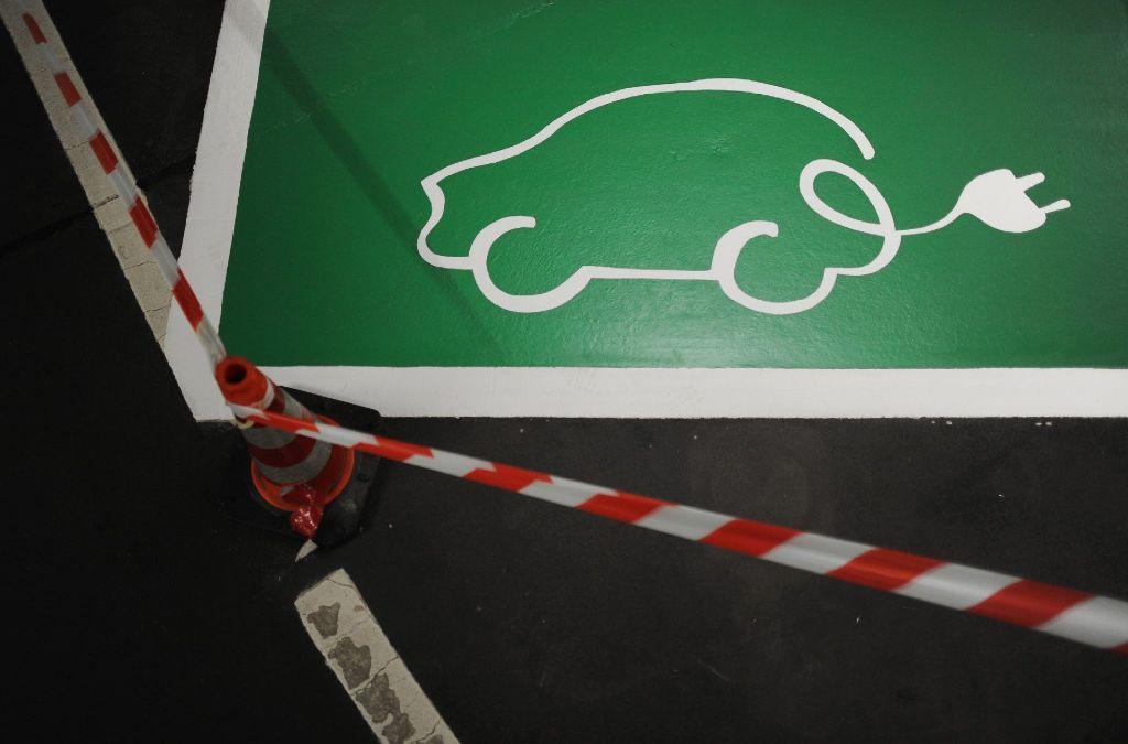 Nur ein kleiner Prozentsatz der Autos auf amerikanischen Straßen sind Elektrofahrzeuge. Foto: dpa