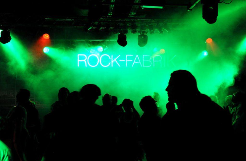 Bald soll Schluss sein mit der Rockfabrik in Ludwigsburg, eine Petition soll das verhindern. Foto: dpa