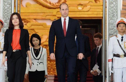 Prinz William will härter gegen Wilderer vorgehen