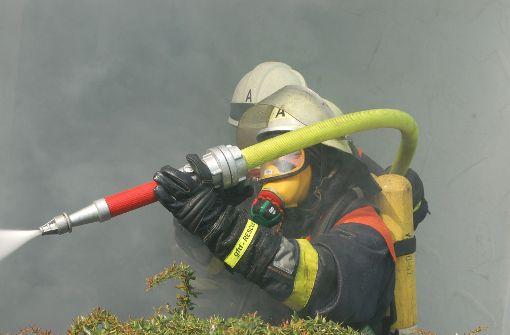 """Das """"Feuer""""  bei der Göppinger Wehr ist mit dem Urteil gegen den beurlaubten Kommandanten gelöscht. Nun beginnen die """"Aufräumarbeiten"""". Foto: Ernst/Archiv"""