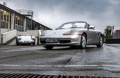 Der Boxster brachte Porsche auf die Überholspur