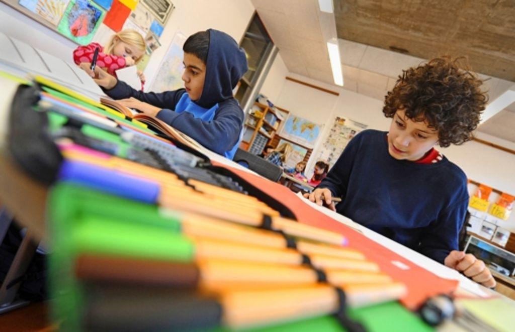 Welche Schulart ist für welches Kind am besten geeignet?  Diese Frage treibt nicht nur Kinder und  Eltern um. Foto: dpa