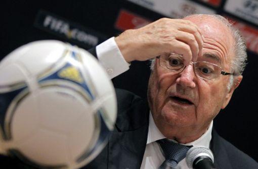 Blatter: USA könnten WM 2022 ausrichten