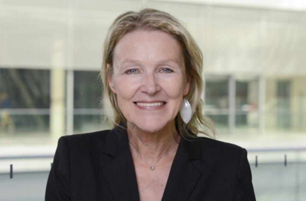 Kritisiert die Konzerne: die Energieexpertin der Grünen, Sylvia Kotting-Uhl Foto: Grüne