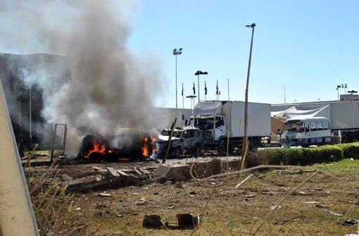 Al-Kaida bekennt sich zu Anschlag