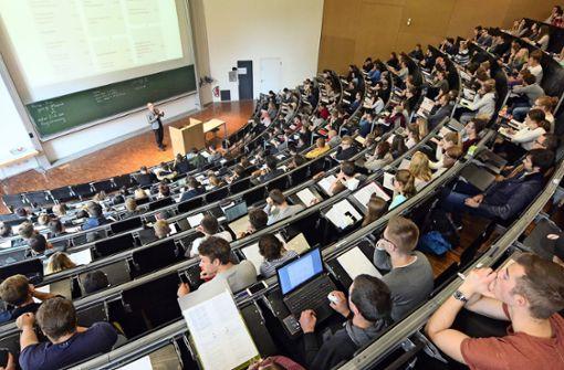 216 Millionen mehr für Hochschulen