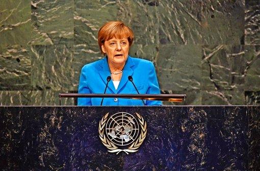 Merkel verspricht mehr Hilfe