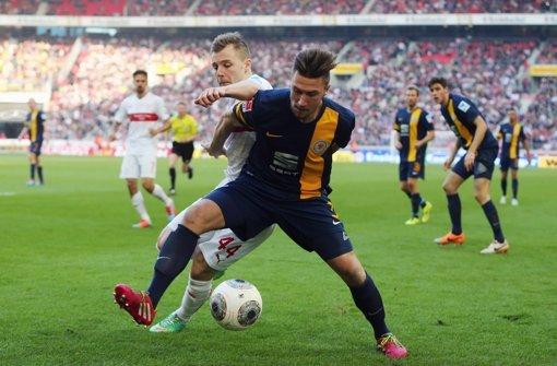 Bicakcic will VfB nicht in 2. Liga sehen