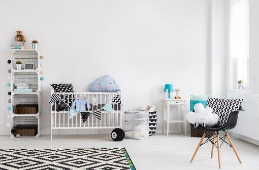 Stylisch und sicher – das Kinderzimmer