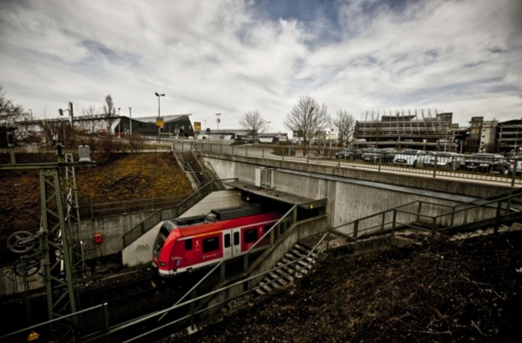 Die Betonteile für den Fildertunnel kommen aus Bayern. Foto: Archiv