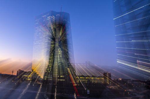 Die EZB in Erklärungsnot