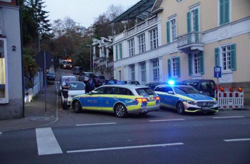 Fußgängerin in Esslingen von Lkw erfasst und schwer verletzt
