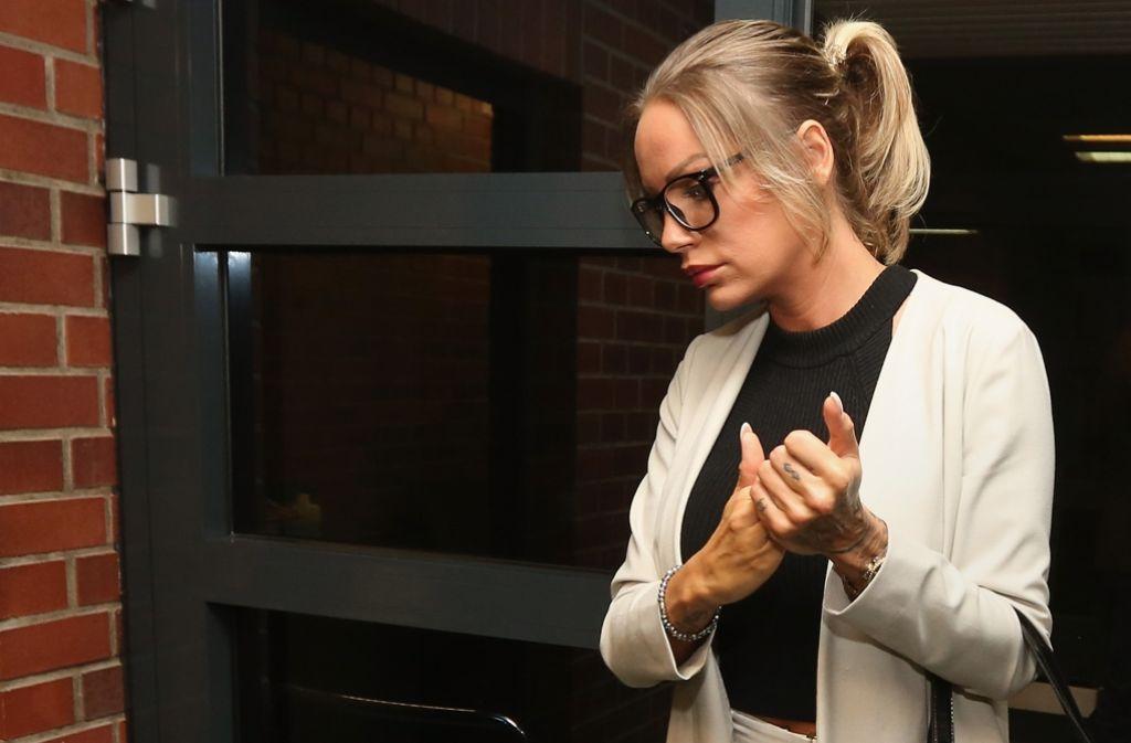 Gina-Lisa Lohfink geht in Berufung. Foto: Getty Images Europe