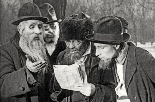 Dokument des Antisemitismus läuft erstmals im TV