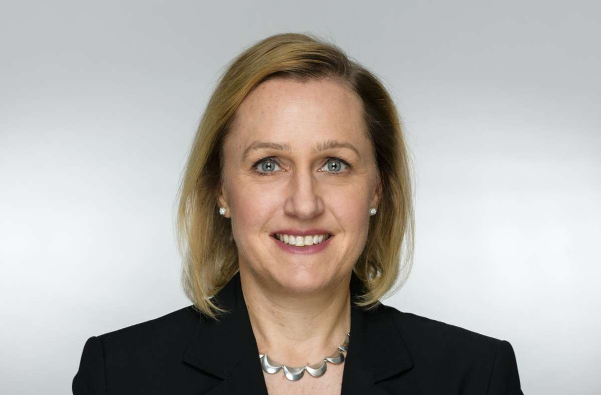 Stuttgarts Kammerpräsidentin Marjoke Breuning ist jetzt auch Stellvertreterin bei der Spitzenorganisation der Kammern in Berlin Foto: Wilhelm Betz Fotografie
