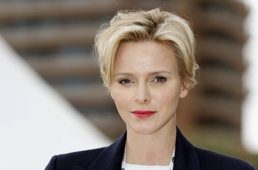 """Charlène von Monaco """"erschöpft, aber wohlauf"""""""