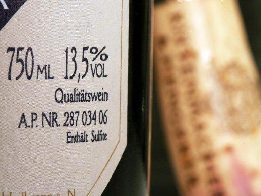 Das Etikett – Das Aushängeschild eines Weines