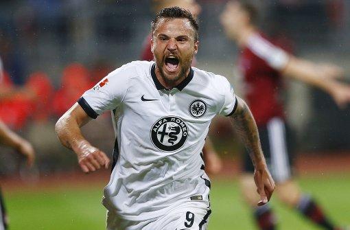 Eintracht Frankfurt bleibt erstklassig