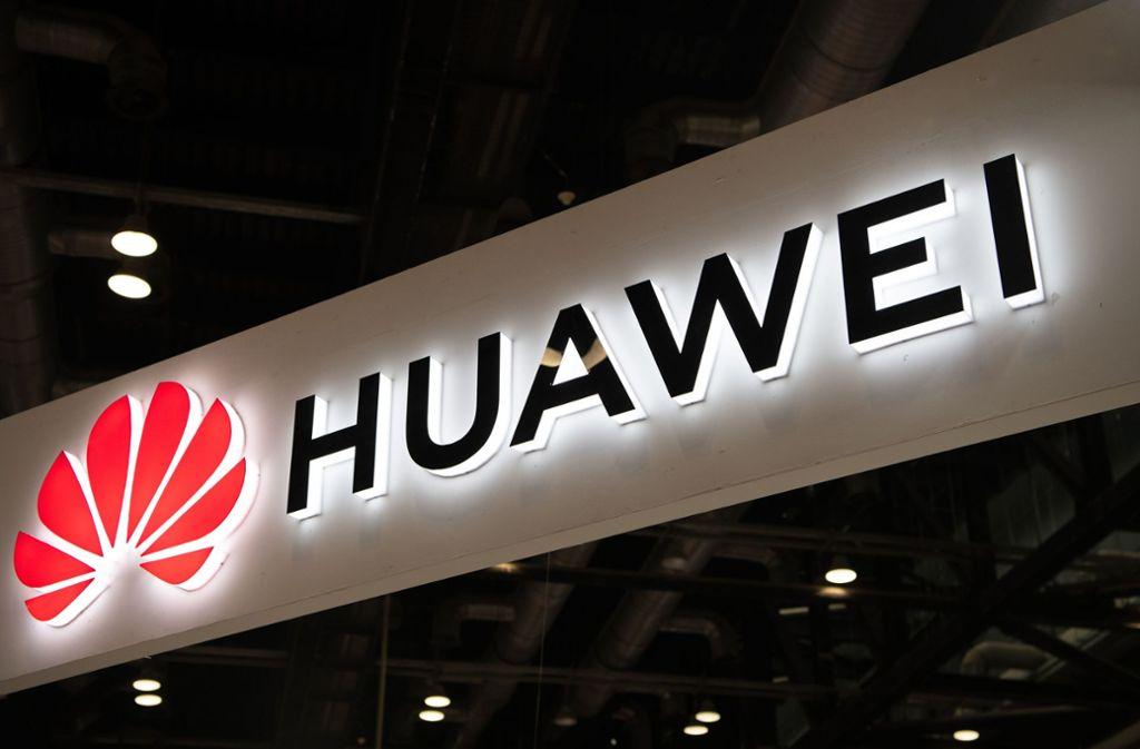 Huawei könnte sich von Android abkapseln. Foto: AFP