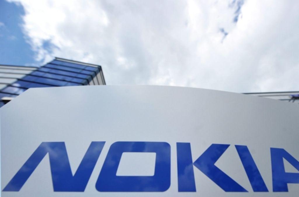 Nokia will mit Alcatel-Lucent fusionieren. Foto: EPA FILE