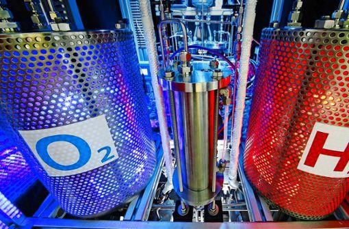 Mit neun Milliarden zum Wasserstoffpionier
