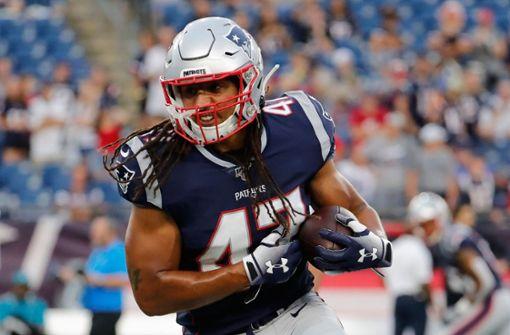 Jakob Johnson – das allzu kurze Glück in der NFL