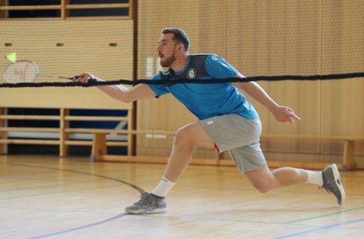 TVB Stuttgart auf Abwegen: Handball trifft Federball