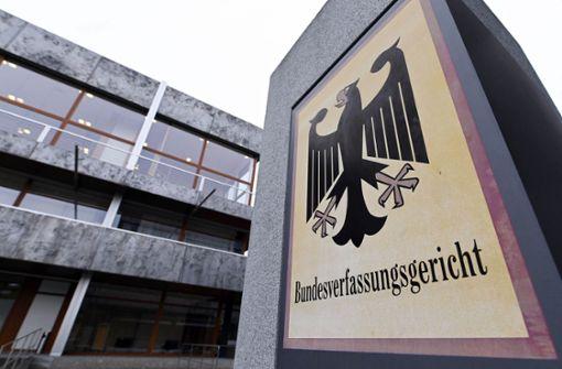 Verfassungsrichter lehnen Ablehnungsgesuch wegen Berlin-Besuch ab