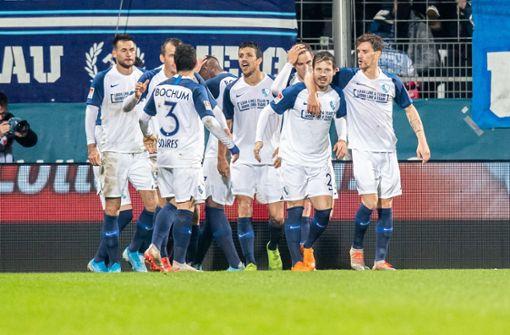 VfL Bochum feiert ersten Heimsieg