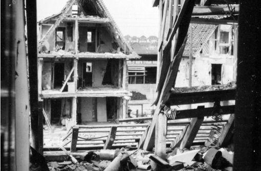 Bomben auf Zuffenhausen