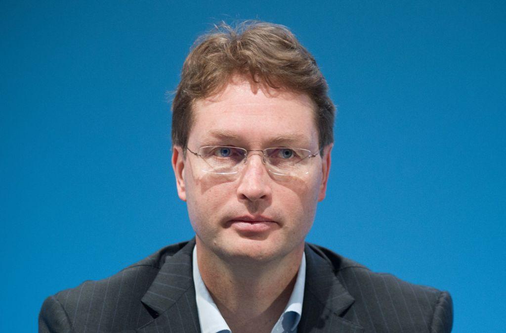 Ola Källenius soll Daimler-Chef werden – und die Leitung von Mercedes-Benz übernehmen. Foto: dpa