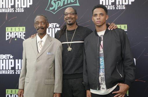 Kendrick Lamar verneigt sich vor Snoop Dogg