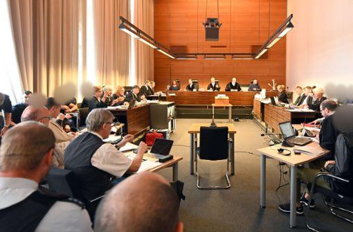 Prozess um Gruppenvergewaltigung bis Ende März 2020 verlängert