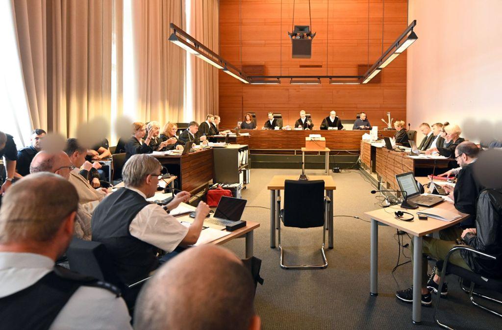 Der Prozess am Landgericht Freiburg wird verlängert (Archivbild). Foto: dpa/Patrick Seeger