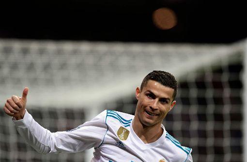 Cristiano Ronaldo zum fünften Mal Weltfußballer