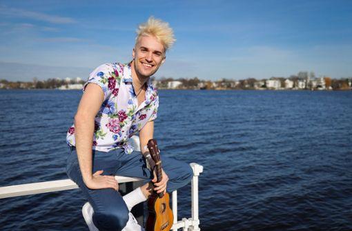 Jendrik Sigwart singt für Deutschland in Rotterdam