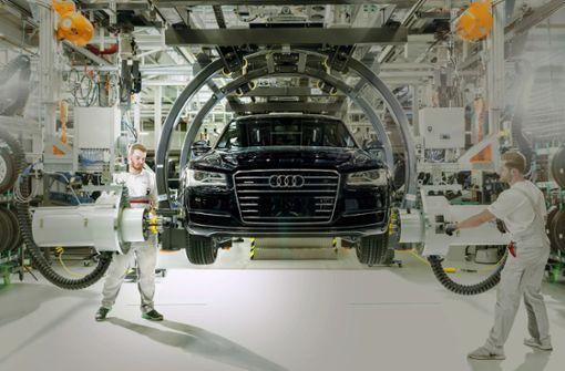 Audi-Betriebsrat fordert Bau von Elektroauto