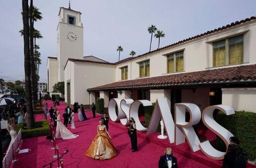 Heftiger Quoteneinbruch bei den Oscars