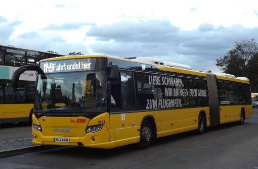 Nächste Runde im Schlagabtausch zwischen BVG und SSB