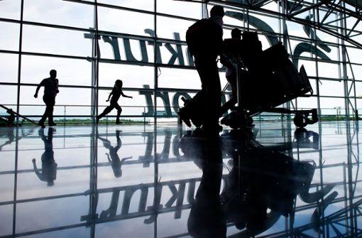 Fraport rät Fluggästen zum Umplanen